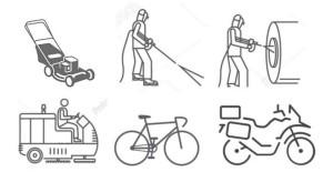 lavaggio moto bici e quad