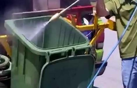 depurazione acqua cassonetti